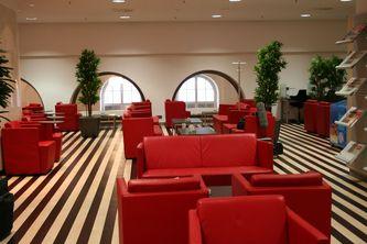 Lounge MH (München Hauptbahnhof)