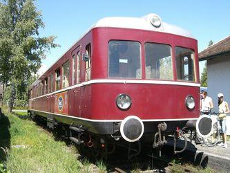 Chiemgauer Lokalbahn: VT 103