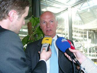 Ulrich Homburg, Vorstandsvorsitzender der DB Regio AG