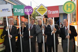 Vorfahrt für Familien in Mainz
