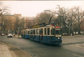 Christkindltrambahn 1997