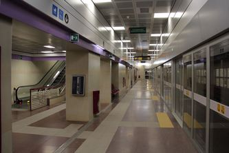 U-Bahnhof Mailand